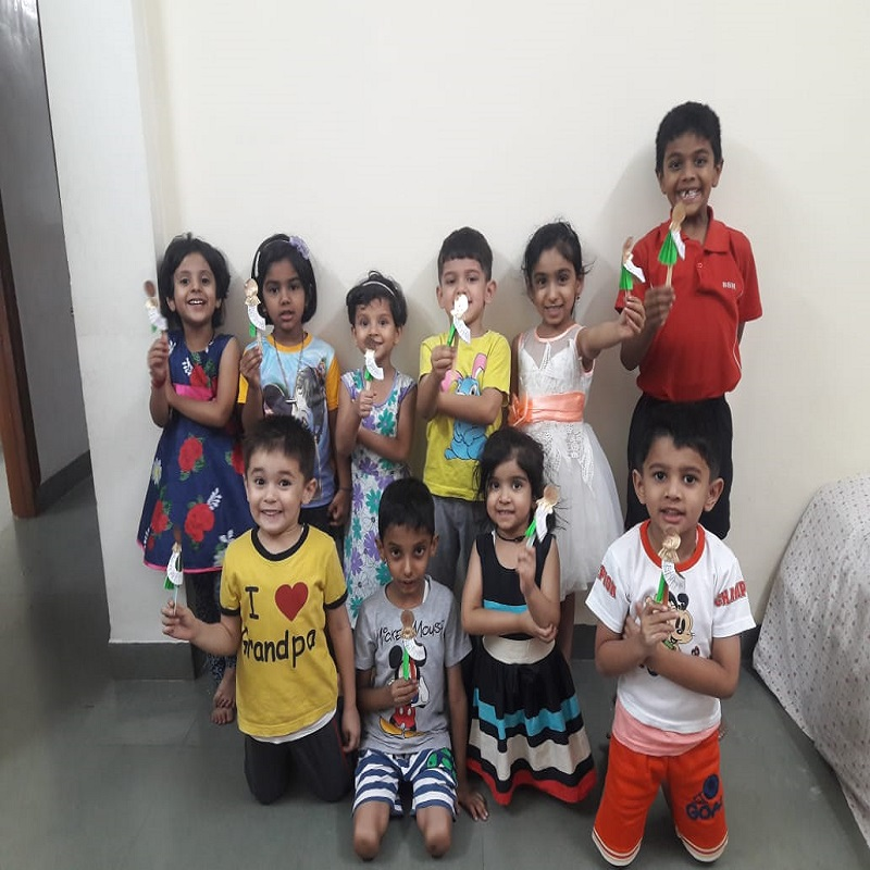 best day care in kothrud