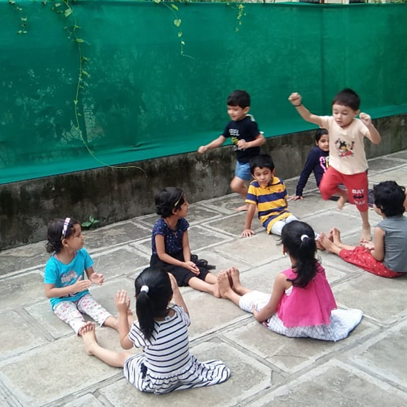 day care near kothrud