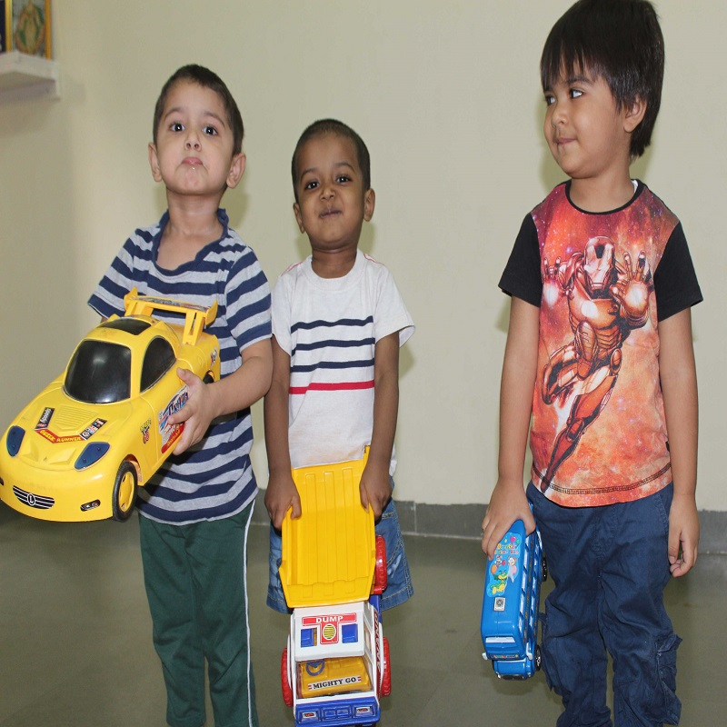 day care center in kothrud
